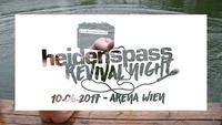 Heidenspass Revivalnight@Arena Wien