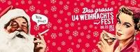 Das große U4 Weihnachtsfest! I Donnerstag, 22. Dez. I U4 Vie@U4