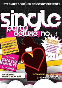 Single Party *Deluxe* NO.3@Club Sternberg
