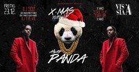 ★ PANDA - XMAS TURN UP SPECiAL ★@Vis A Vis