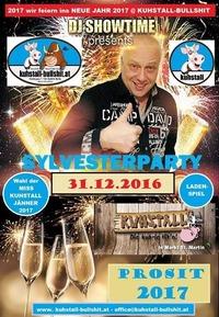 Sylvesterparty im Kuhstall-Bullshit - Samstag, 31.12.2016@Kuhstall