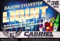BAUERN SILVESTER / Liquit@Gabriel Entertainment Center