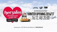 Herzal´m Winter Opening 2016@Nightzone Zillertal