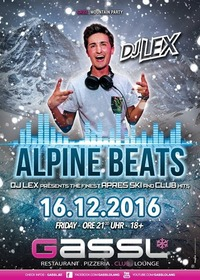 Alpine Beats@Gassl