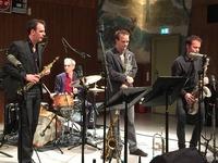 CEORA Jazzseptett feat.Steve Gottfried (NL/A) opens Session@ZWE