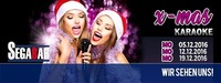 X-MAS Karaoke@Segabar Imbergstrasse