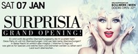 Surprisia – GRAND Opening@Bollwerk