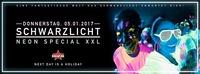 SCHWARZLICHT • 05.01.17 • XXL Edition@Bollwerk