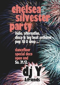 Chelsea Silvester Party@Chelsea Musicplace