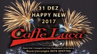 NYE @ Caffe Luca @Caffé Luca