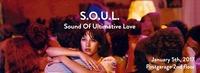 S O U L Sound Of Ultimate Love@Postgarage