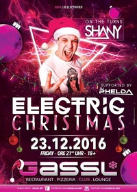 Electric Christmas@Gassl