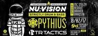 NU:Vision ► 1 Year Anniversary w/ Pythius (Blackout)@GEI Musikclub