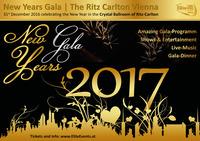 New Years 2017 Gala@The Ritz-Carlton
