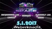 Out Of Space - Hi-Psy GOA CLUB // Do 5.1. Weberknecht@Weberknecht