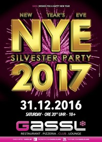 Silvester / Capodanno / New Year's Eve@Gassl