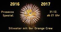 Der Jahreswechesl mit der Orange Crew@Orange Bar