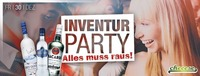 Inventur Party - Alles muss raus!@Cheeese