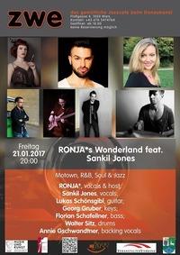 RONJA*s Wonderland feat. Sankil Jones@ZWE