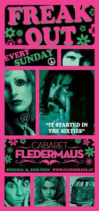 FREAK OUT@Cabaret Fledermaus