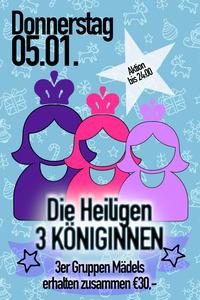 Die Heiligen 3 Königinnen@Spessart