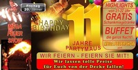Jahresfeier der Partymaus Salzburg!@Partymaus