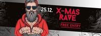 X-MAS RAVE - Free Entry!@Die Kantine