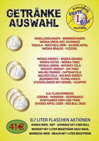 FEIERTAG - SPEZIAL@1 EURO BAR KREISCHBERG