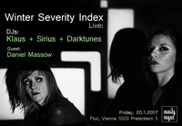 Winter Severity Index live@Fluc / Fluc Wanne