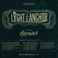 Light Your Anchor, Coyotes & Street To The Ocean@dasBACH
