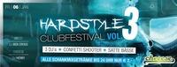 Hardstyle Club Festival Vol. 3 // Hangar Hirschbach@Cheeese
