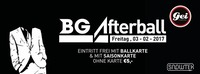 GEI Clubnight & BG Afterball im GEI Musikclub, Timelkam@GEI Musikclub
