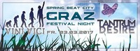 Spring Beat City 2017 with VINI VICI & Tantrum Desire@Postgarage