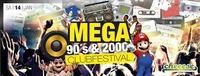 Mega 90`s & 2000er Club Festival@Cheeese