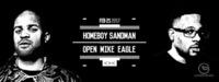 Homeboy Sandman / Open Mike Eagle@Grelle Forelle