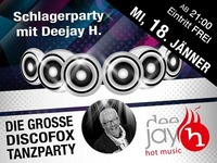 Schlagerparty mit Deejay H.@Mausefalle