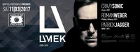World of Techno // pres UMEK (1605 / SLO) - 11.03.2017@Baby'O
