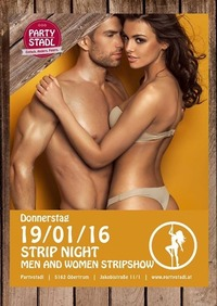 Strip Night@Partystadl