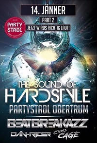Sound of Hardstyle Part 2@Partystadl