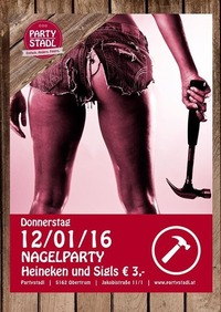 Nagelparty@Partystadl