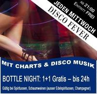 Jeden Mittwoch – DISCO Fever@Partymaus Wörgl