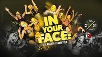 In YOUR FACE! –Die Masken Eskalation@Disco P2