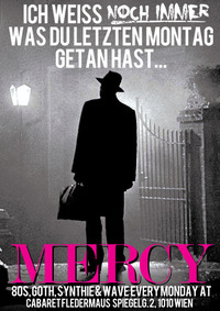 MERCY@Cabaret Fledermaus