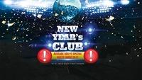 New Year's Club \\ Ausgabe der P2 Special Guest Cards 2017@Disco P2