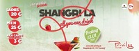 Shangri La All you can drink im Privileg@Club Privileg