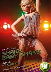Shake Baby Shake@Key-West-Bar