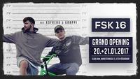 Grand Opening ★ mit Ksfreak & Krappi ★ FSK16@Club Ohm