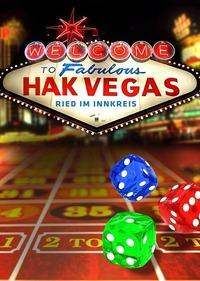 HAK Vegas - Maturaball der BHAK Ried i.I.@Messezentrum