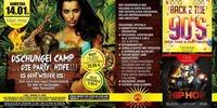 Dschungel CAMP DIE Party! Hilfe es geht wieder los!@Vulcano