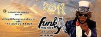 Funkytime !!! - Thursday January 5th 2017@Funky Monkey